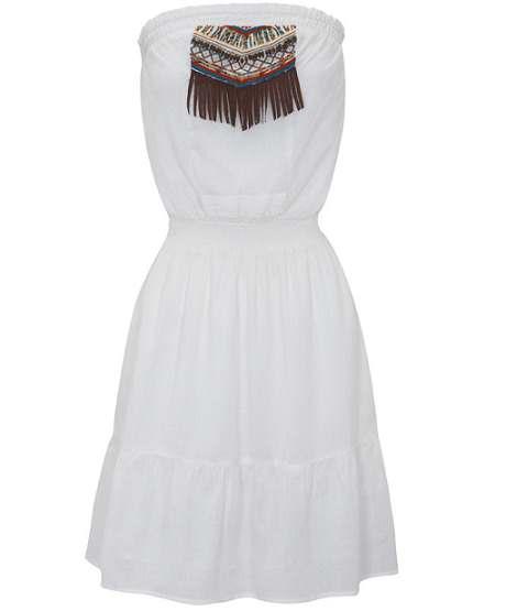 nuevos vestidos de blanco