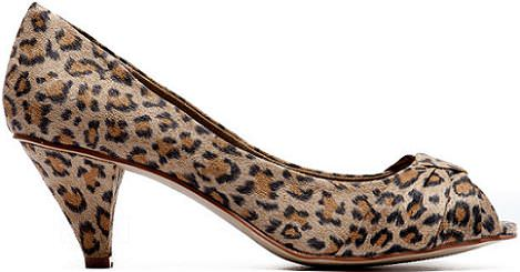 zapatos de Blanco