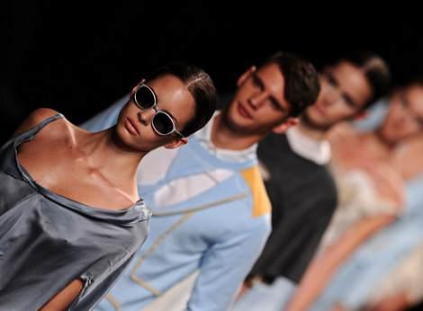 Cibeles Madrid Fashion Week septiembre 2011