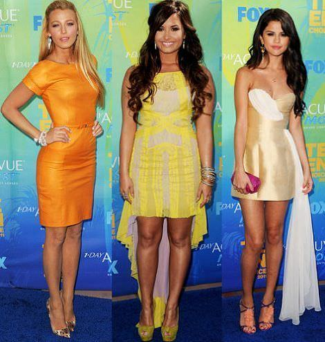 teen choice awardes 2011