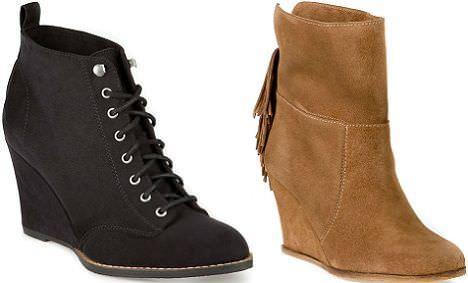 botas y botines de pull and bear