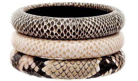 pulseras de blanco