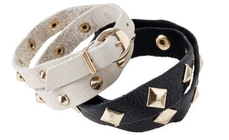 pulseras de tachas