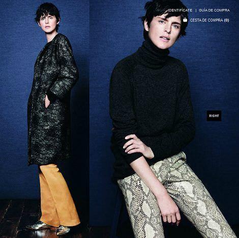 catalogo zara otoño invierno 2011 2012