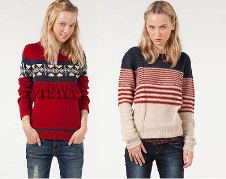 jerseys de bershka