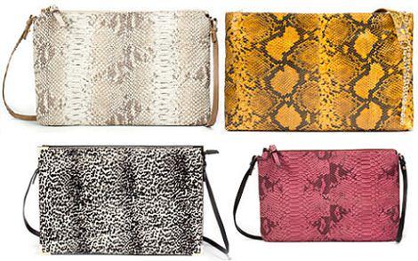 bolsos de fiesta de Zara