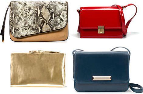 comprar popular 8f458 ec579 Bolsos de fiesta de Zara | demujer moda