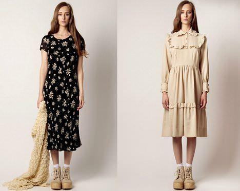 Vestidos largos kling