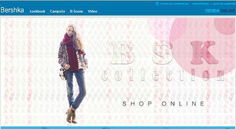 bershka tienda online