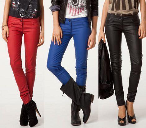 pantalones bershka
