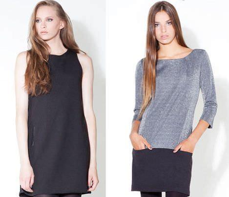 vestidos stradivarius otoño 2011