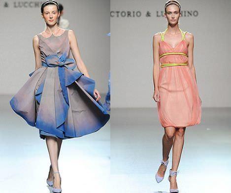 Victorio & Lucchino primavera verano 2012