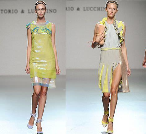 Victorio & Lucchino primavera verano 2012s