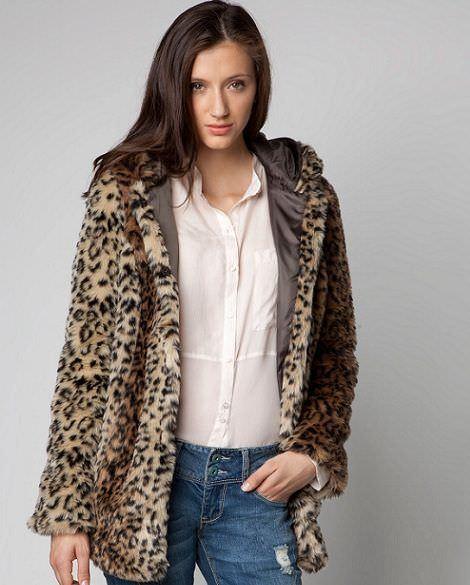 ropa de abrigo de bershka