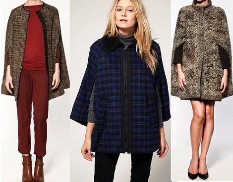 los 5 abrigos de moda del otoño 2011