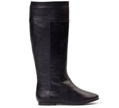 las 10 mejores botas altas de piel