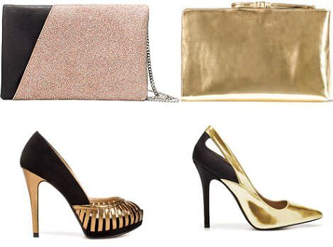 tendencias otoño 2011:dorado