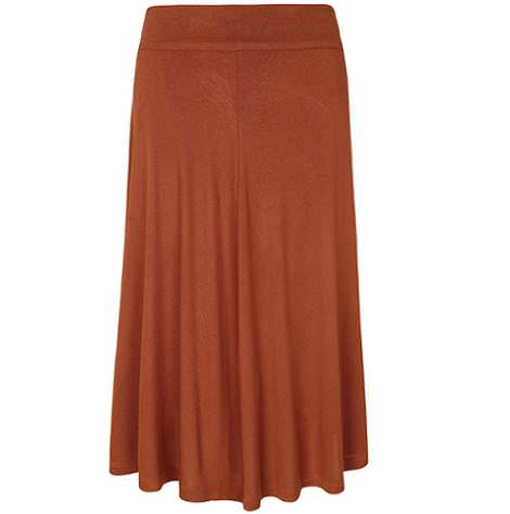 faldas largas otoño 2011