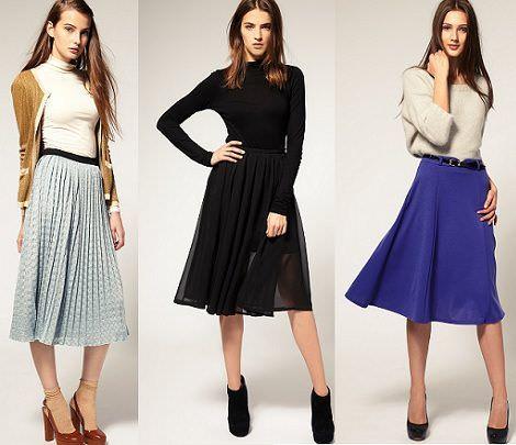 faldas de asos otoño 2011