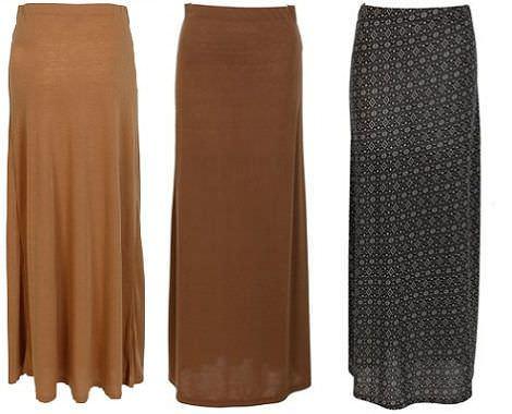 faldas de pimkie otono 2011