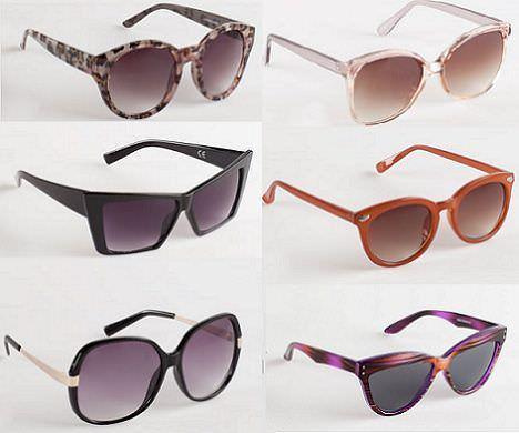gafas de sol low cost