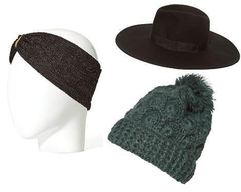 Gorros y sombreros de Zara  98fdb72ff14