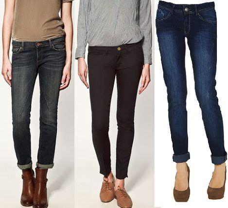 jeans de moda otoño 2011