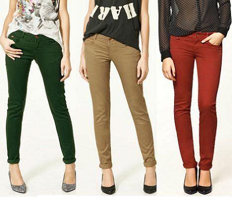 los 5 pantalones de moda del otoño