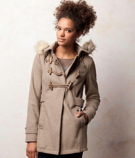 ropa de abrigo de pull and bear