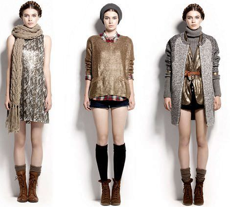 pull and bear: nuevos looks del otoño