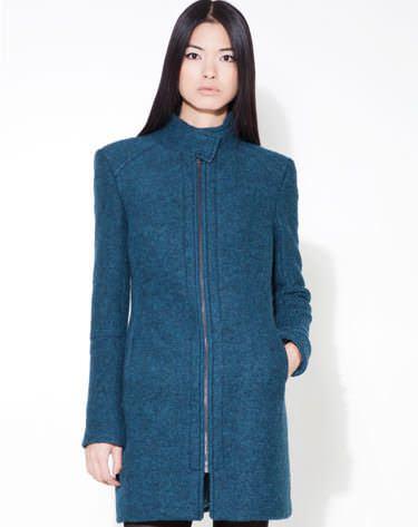 ropa de abrigo de stradivarius