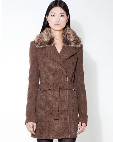nuevos abrigos de stradivarius otoño 2011