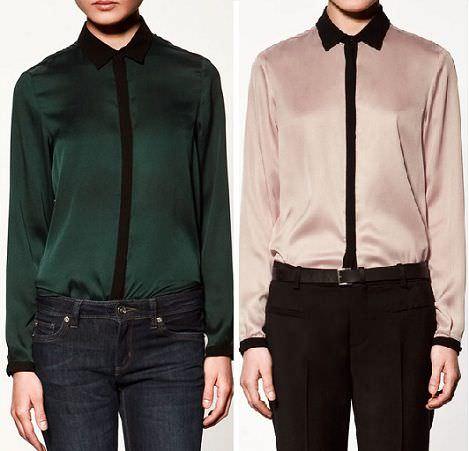una camisa y 3 precios ¿con cuál te quedas?