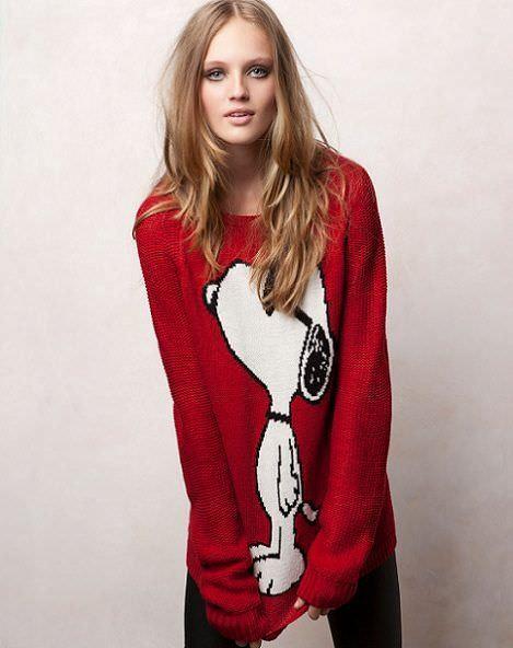 lo más it del momento: jerseys de animales