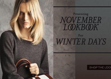 lookbook massimo dutti noviembre