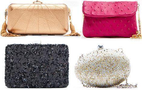 mejor sitio web c79b1 97ba3 Primeros bolsos de fiesta de Mango | demujer moda