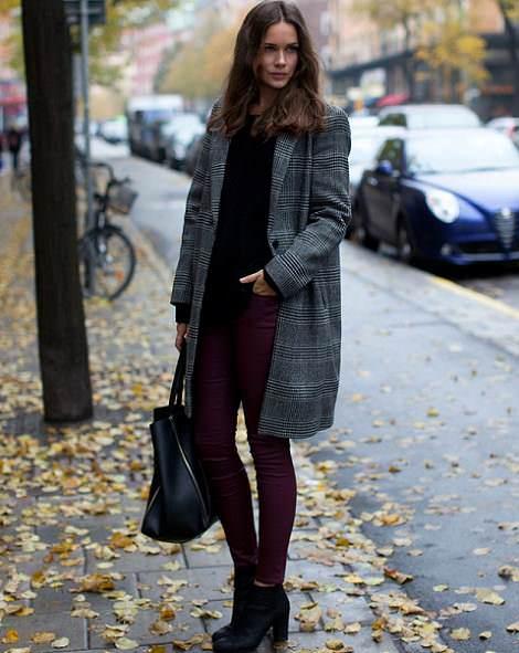 nuevo street style de zara para noviembre