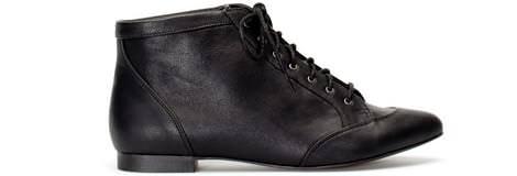 nuevos zapatos de invierno en stradivarius