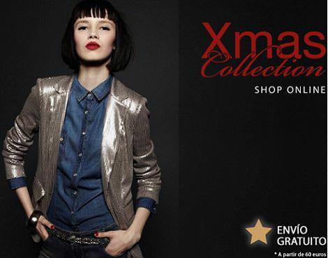 stradivarius coleccion de fiesta 2011 2012, vestidos y looks de nochevieja y navidad