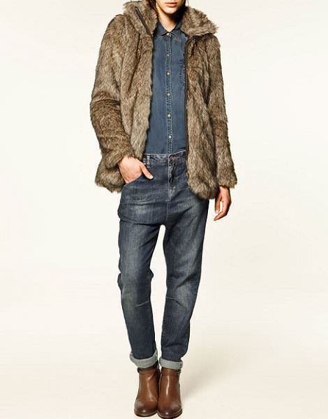 nueva ropa de zara trafaluc otoño 2011