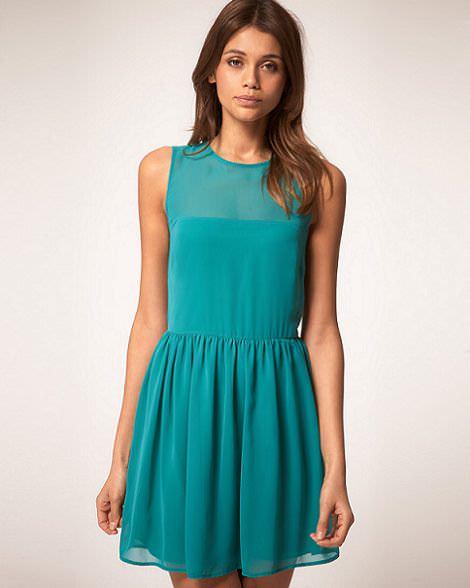 vestidos de fiesta al 25% en Asos