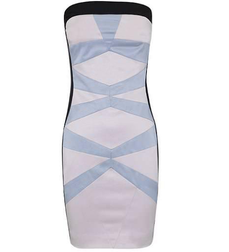 nuevos vestidos de fin de año de blanco