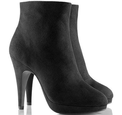 nuevos botines de H&M para le otoño