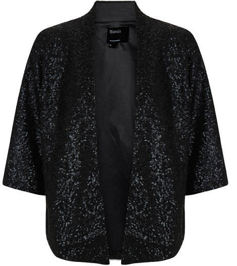 objetivo de las rebajas:chaqueta de lentejuelas