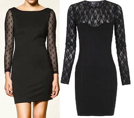 los 4 vestidos de moda este fin de año 2011