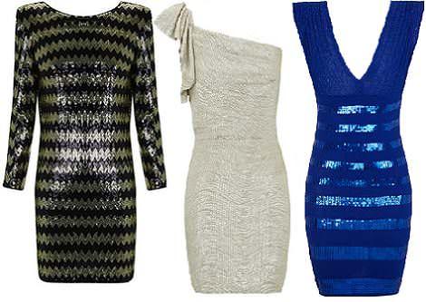 7 nuevos vestidos de Blanco para fin de año