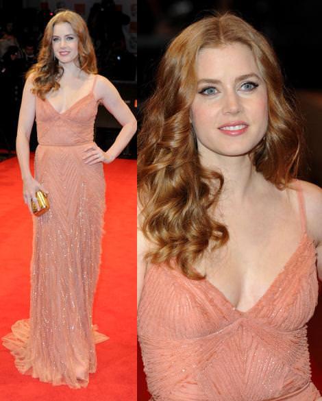 Alfombra roja BAFTA 2011