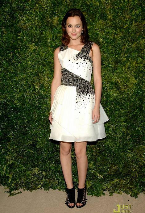 CFDA/Vogue Fashion Fund Awards 2010: Blake Lively, Leighton Meester, Carey Mulligan