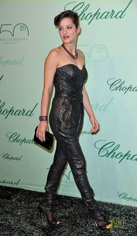 Cannes 2010: Marion Cotillard