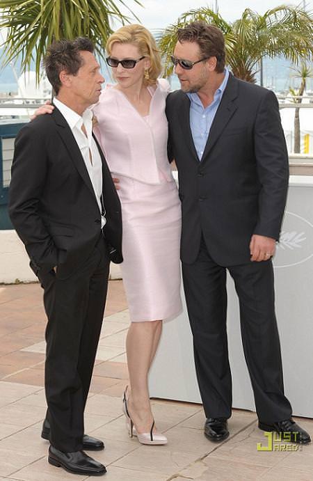 Alfombra roja de Cannes 2010: Cate Blanchett
